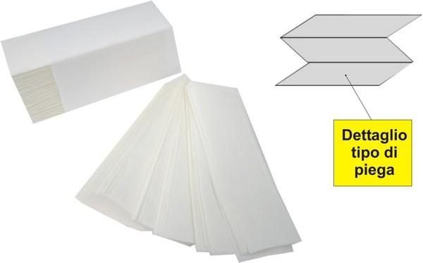 Asciugamani Di Carta Monouso Piegati A Zeta