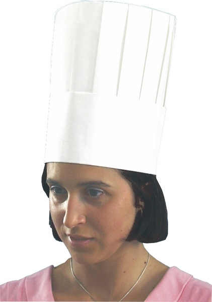 Cappello Da Cuoco Monouso In Carta 21198a4354ed