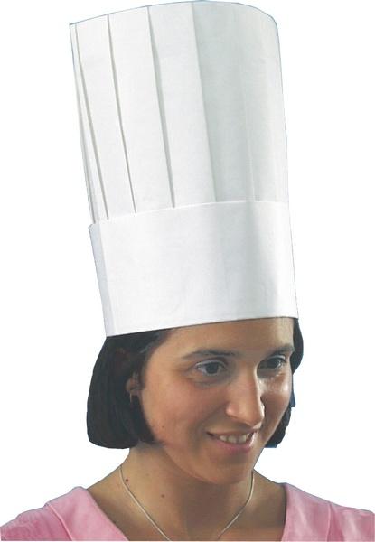 Cappello Da Chef Monouso In Carta eb4482a36b1b