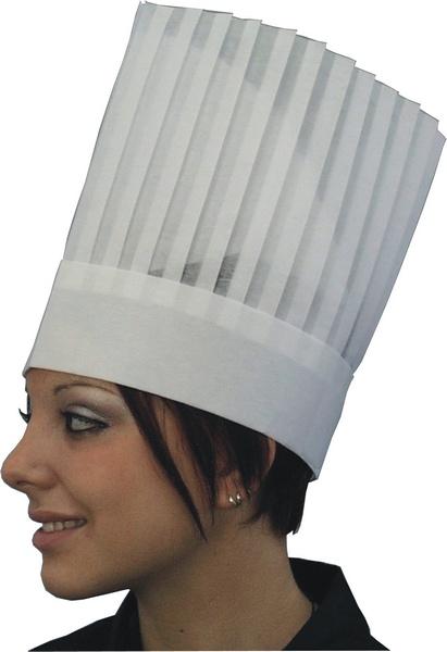 Cappello Chef TNT Plissè Monouso 2e6547e00b8c